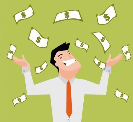 Gane con capitalización en Binarycent